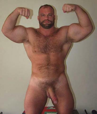 muscle bear yaoi