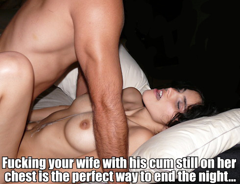 submissive wife captions