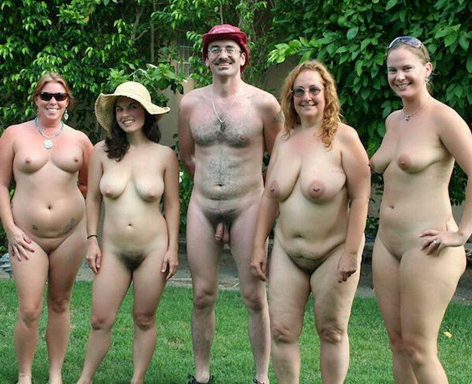 social nudity erection