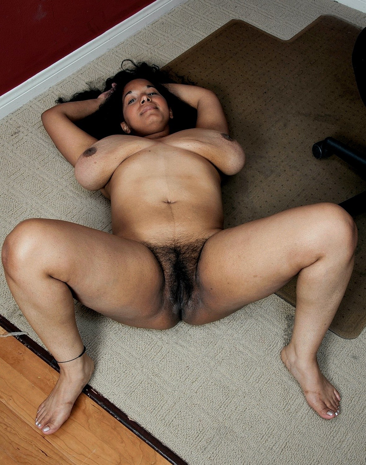 Consider, that ebony black hairy pussy excited