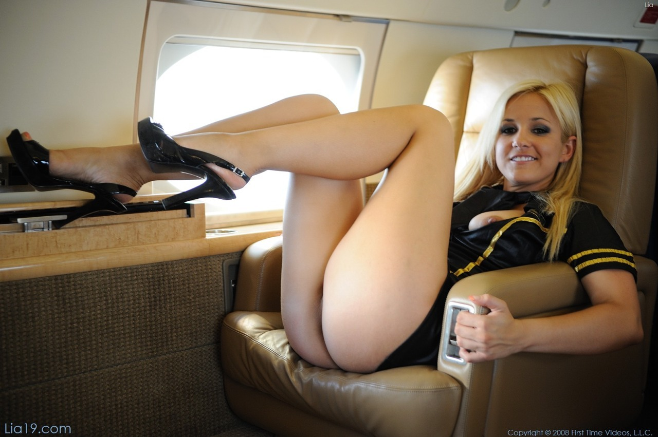stewardess panties