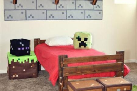 minecraft bedroom ideas | tumblr
