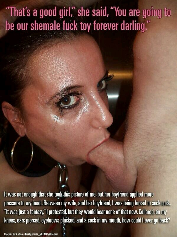 sissy sex slave captions