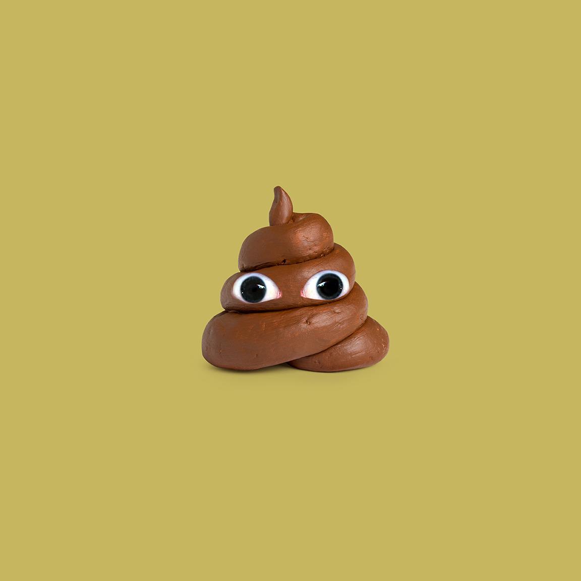 Emojis do WhatsApp são recriados na vida real.