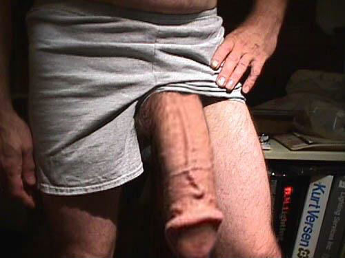 from Moses gigantic enormous gay cock