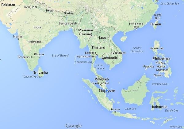 Bangladesh, Burma and the region