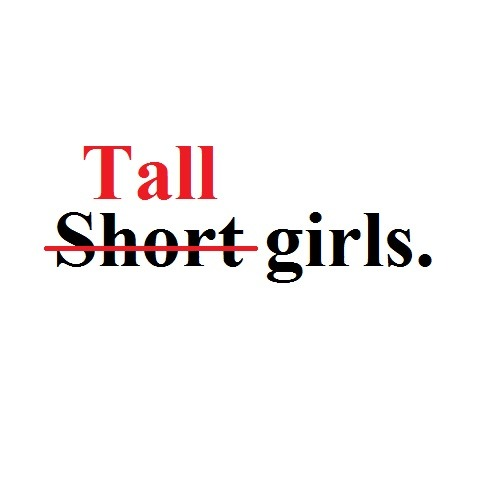 tall girl quotes tumblr