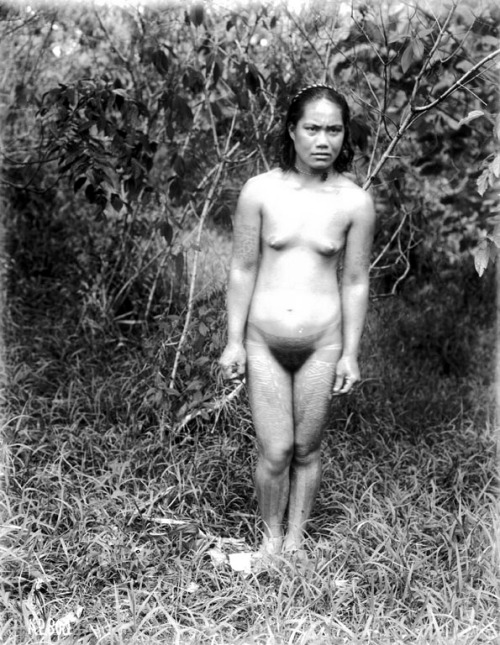 young micronesian girls naked