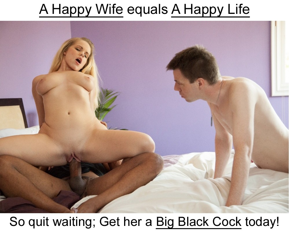 interracial curious white wife