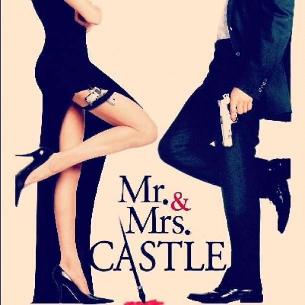 Castle - Mr. & Mrs. Castle