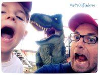 Jurassic Creatures T-Rex