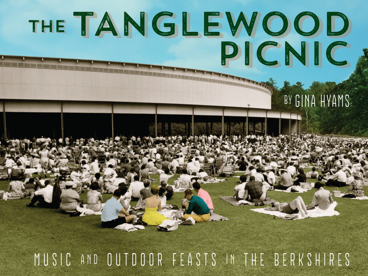 The Tanglewood Picnic cover
