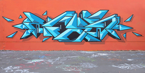 graffmanifesto:  RAYS OTD by xRays OTD on Flickr.