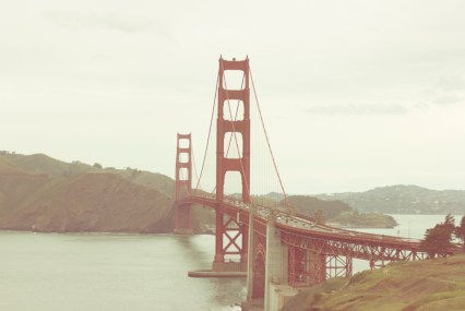 golden gate from sf