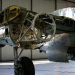 Right Engine location on P-61