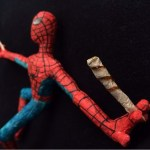 Spider Man Joint Twax