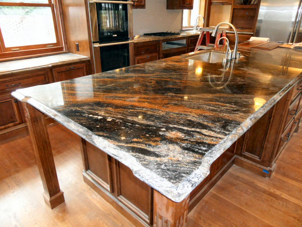 kitchen granite kitchen island Lighting