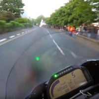 WATCH: BMW HP4 Race full onboard TT lap