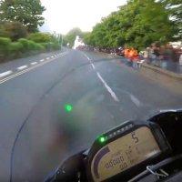 WATCH: BMW HP4 Race full onboard TT lap