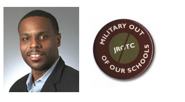 Keith Jackson was the swing vote to save JROTC, a military recruitment program for teens