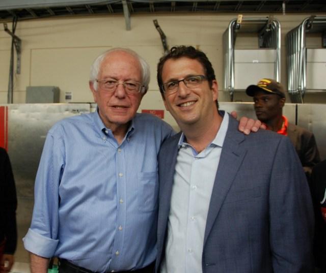 Dean Preston and Sen. Sanders: What if the progressives were united for Bernie Democrats across the board?