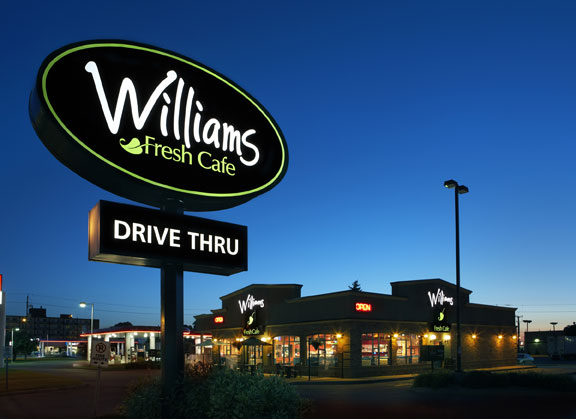 WilliamsFreshCafe