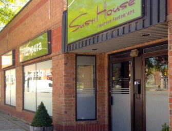 Sushi Surprise in Brampton: Sushi House Review