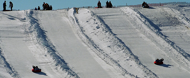 Mount Chinguacousy Snow Tube