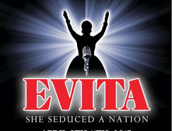 Evita at the Rose Theatre