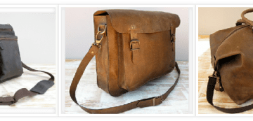 rust leather bag 4h10.com