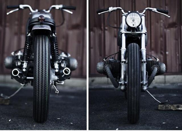 bmw r75 Clutch custom motorcycles paris 4h10.com