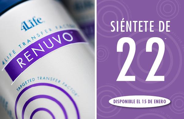 Renuvo 4life Transfer Factor  4life Nicaragua