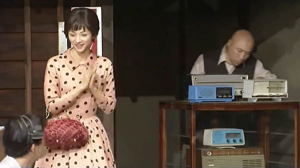 昭和版・プラダを着た悪魔!ドラマ「トットてれび」に夢中♡その9