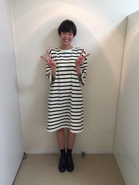 人気急上昇モデル!佐藤栞里ちゃんのファッションに注目♪その12