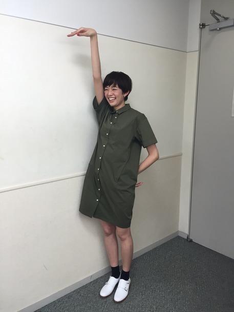 人気急上昇モデル!佐藤栞里ちゃんのファッションに注目♪その4