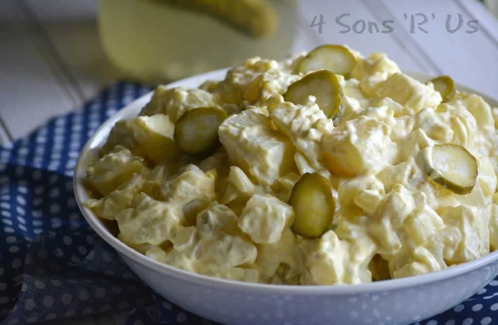 Dill Pickle Potato Salad 3