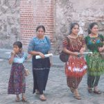 Local Mayan clothes