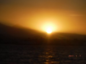 la-paz-sunrise