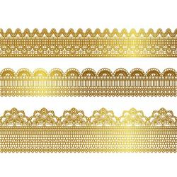 Small Crop Of Lace Border Png