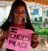 """I Choose Peace"""