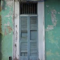 Door, St. Phillip Street, French Quarter, New Orleans, April 17, 2013