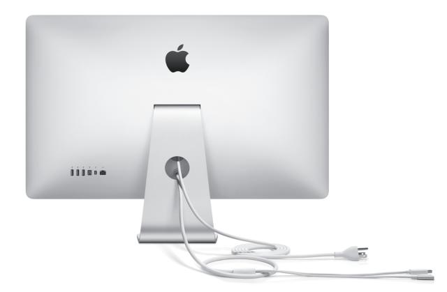 Apple's Thunderbolt Display