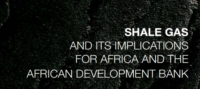 African Development Bank pushes for shale gas development