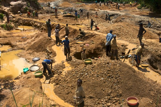Can the E.U. stop armed groups profiting from the mineral trade?
