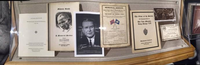 funeral notice museum