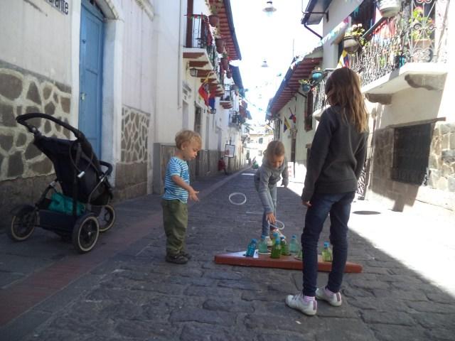 La Ronda, Quito, Ecuador, 5onthego