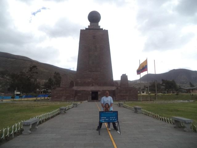Equator, Ecuador, 5onthego