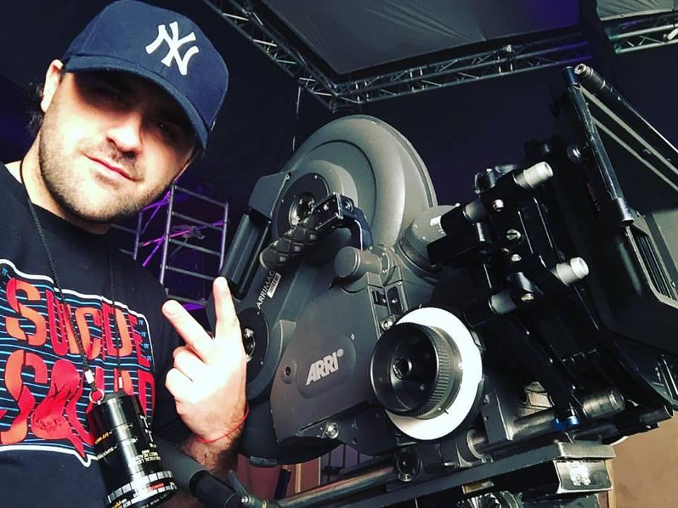 Режисер Левицький їде в Голлівуд знімати український