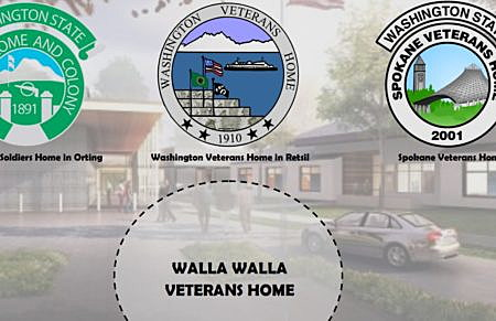 WA Department of Veterans Affairs looking for logo design submission for Walla Walla Veterans Home.  Courtesy: WA Dept. of Veterans Affairs