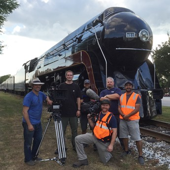 Icon Film Crew and 611